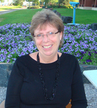 Colleen Johnson, Spiritual Director